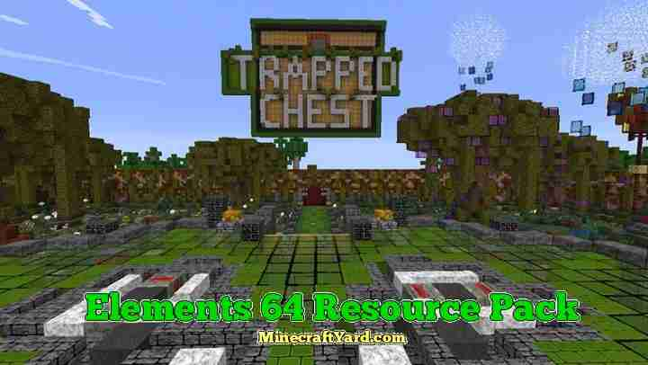 Elements Resource Pack 1.10.1/1.9.4/1.8.9
