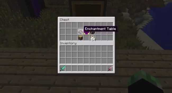 Minecraft мод enchant plus