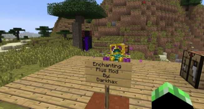 Enchanting Plus Mod