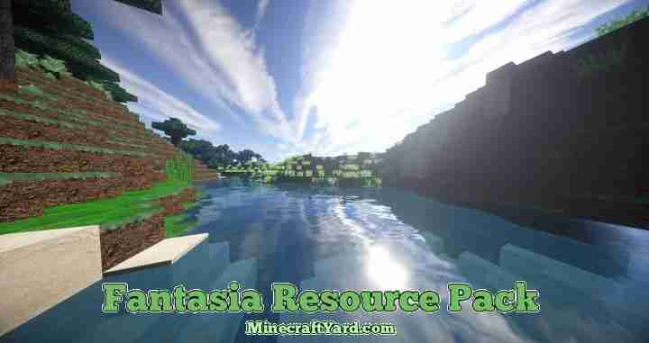 Fantasia Resource Pack 1.12.2/1.12/1.11.2