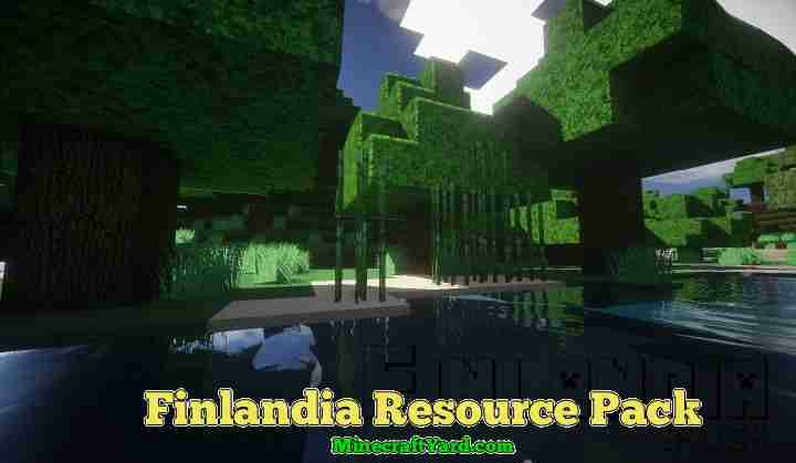 Finlandia Resource Pack 1.10.1/1.9.4/1.8.9
