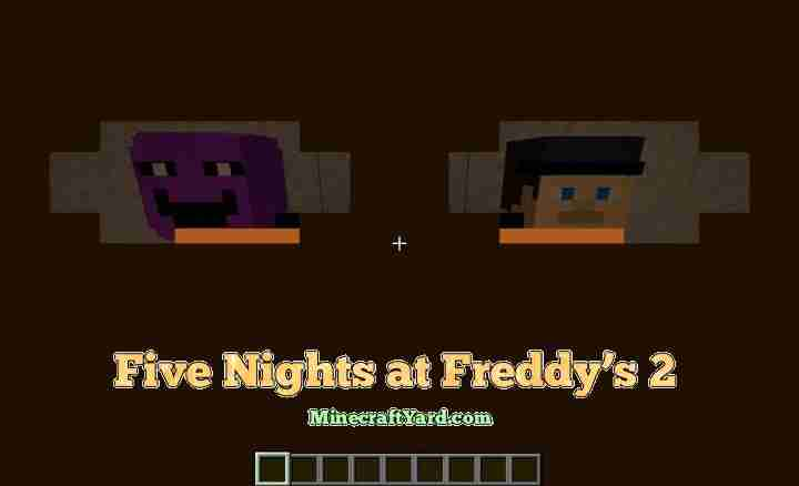 Five Nights at Freddys 2 Resource Pack 1.12/1.11.2/1.10.2