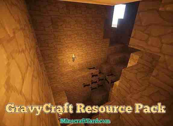GravyCraft Resource Pack 1.11.1/1.11/1.10.2