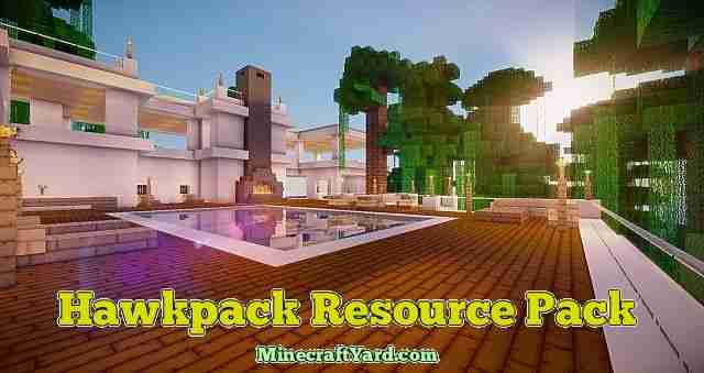 Hawkpack Resource Pack 1.12.2/1.11.2/1.10.2