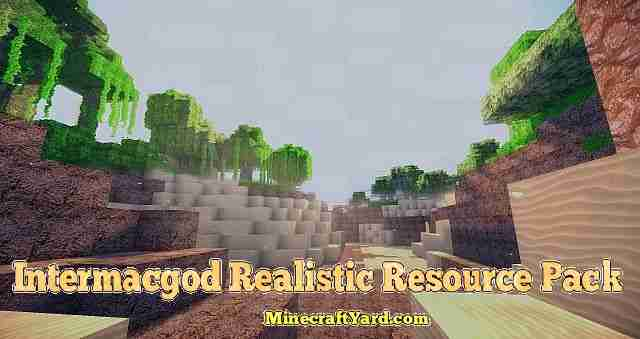 Intermacgod Realistic Resource Pack 1.12.1/1.11.2/1.10.2