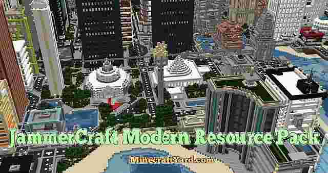 JammerCraft Resource Pack 1.10.1/1.9.4/1.8.9