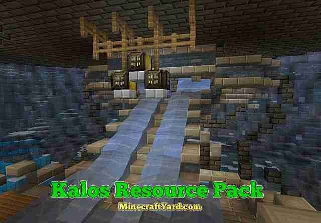 Kalos Resource Pack 1.10.1/1.9.4/1.8.9