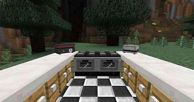 The Kitchen Mod