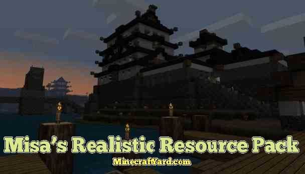 Misa's Realistic Resource Pack 1.12.1/1.12/1.11.2