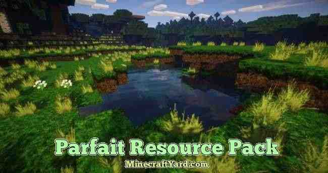 Parfait Resource Pack 1.10.1/1.9.4/1.8.9