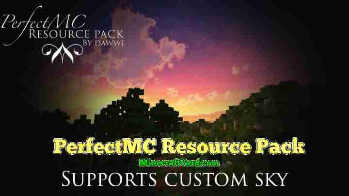 PerfectMC Resource Pack 1.11.2/1.11/1.10.2