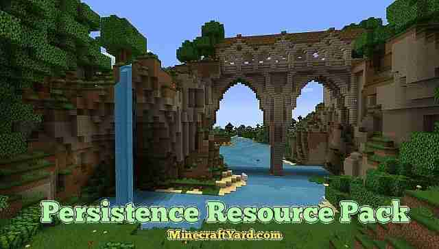 Persistance Resource Pack 1.12.2/1.12/1.11.2