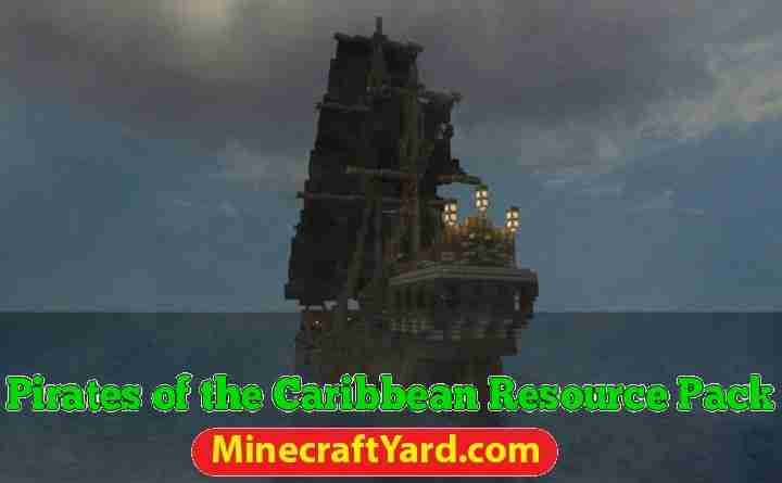 Pirates of the Caribbean Resource Pack 1.10.1/1.9.4/1.8.9