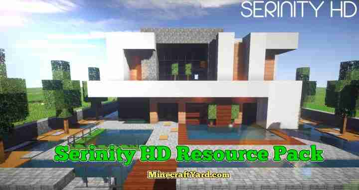 Serinity Hd Resource Pack 1.13.1/1.13/1.12.2
