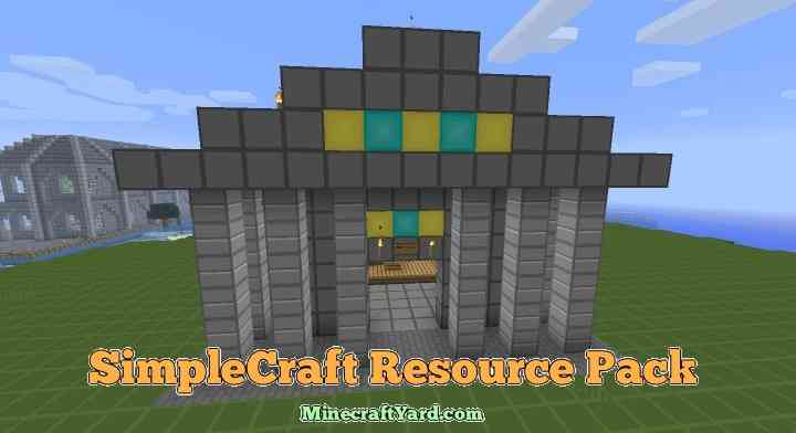 Simplecraft Resource Pack 1.13.1/1.13/1.12.2/1.11.2