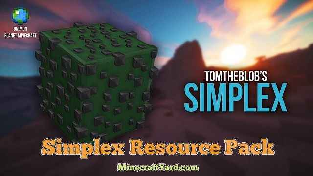 Simplex Resource Pack 1.11.1/1.11/1.10.2