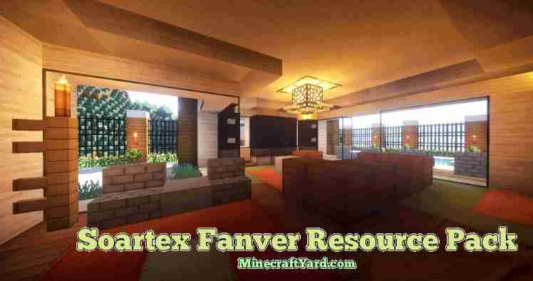 Soartex Fanver Resource Pack 1.10.1/1.9.4/1.8.9