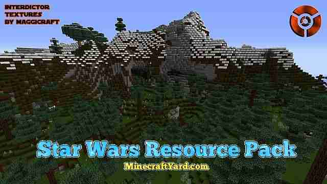Star Wars Resource Pack 1.12.2/1.11.2/1.10.2