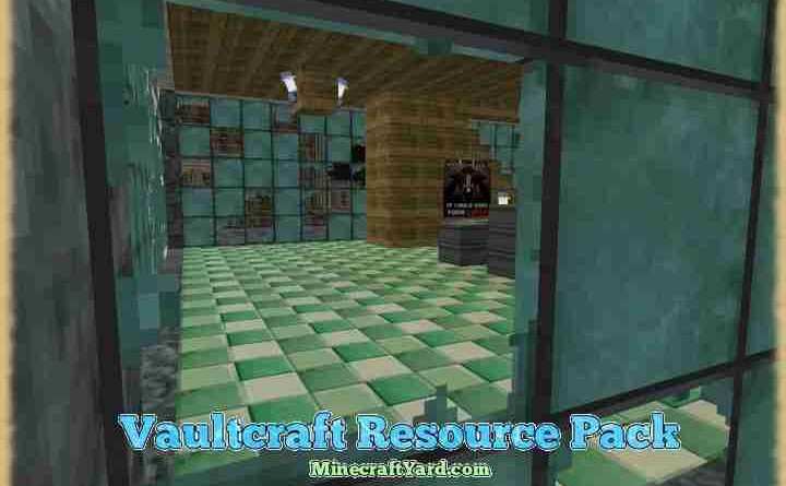 VaultCraft Resource Pack 1.13.1/1.13/1.12.2/1.11.2