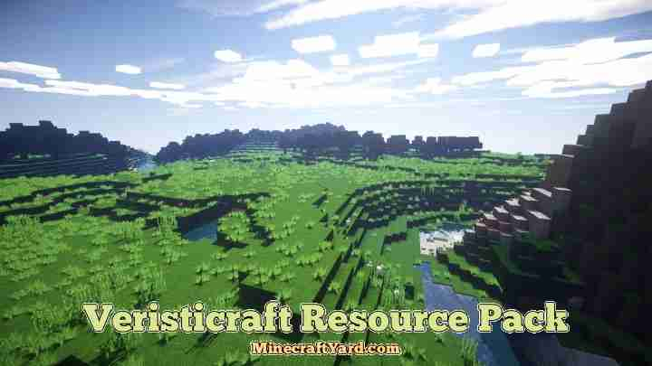 VeristiCraft Resource Pack 1.10.1/1.9.4/1.8.9