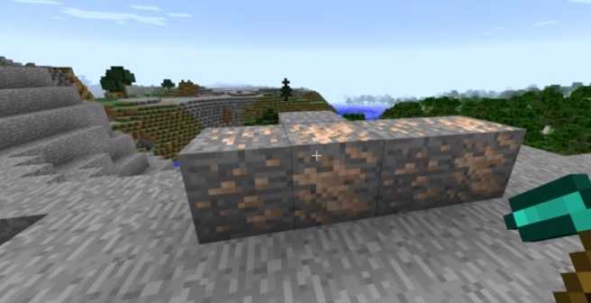 Dense Ores Mod for Minecraft 2