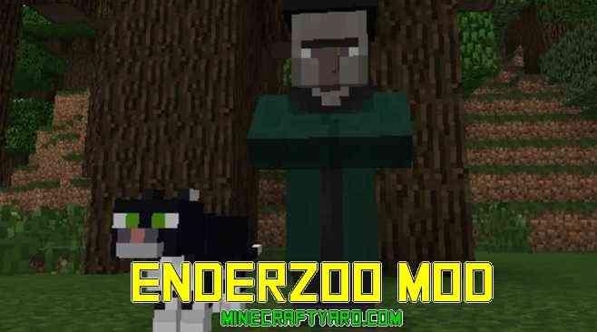 EnderZoo Mod 1.13.1/1.13/1.12.2/1.11.2