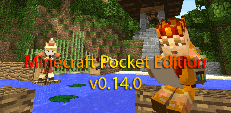 Pocket edition apk officially arrived for Decoration mod mcpe 0 14 0