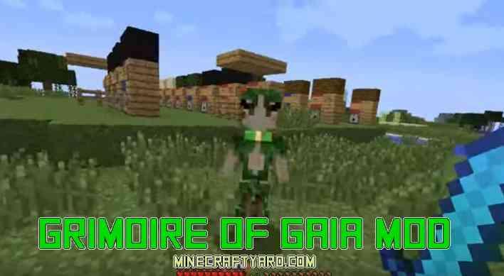 Grimoire of Gaia Mod 1.13.1/1.13/1.12.2/1.11.2