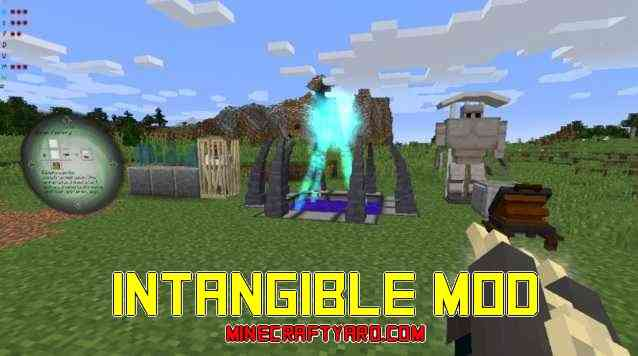 Intangible Mod 1.11.2/1.10.2