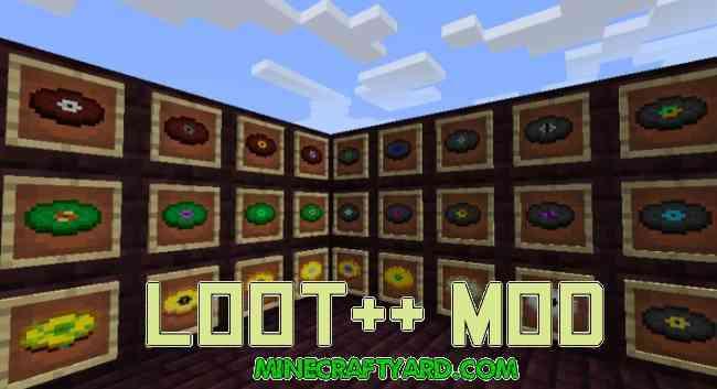 Loot++ Mod 1.12.2/1.11.2