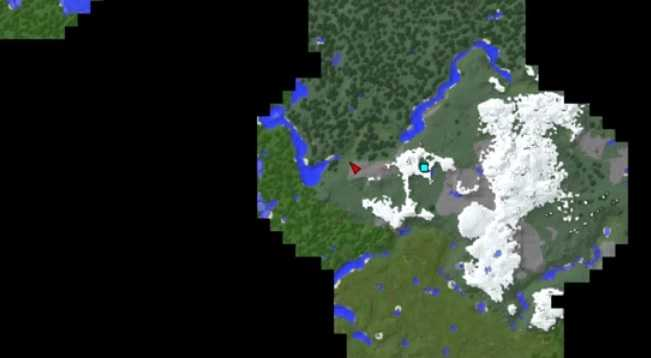 Mapwriter 2 Mod for Minecraft