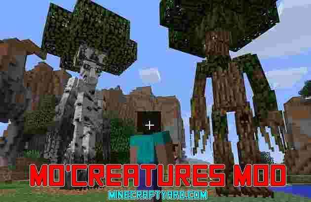 Mo'Creatures Mod 1.11.2/1.11