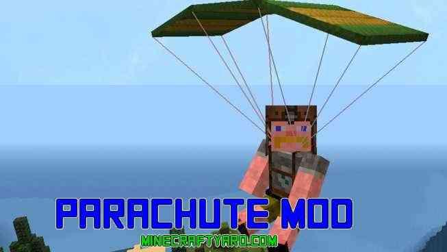 Parachute Mod 1.11.2/1.11/1.10.2