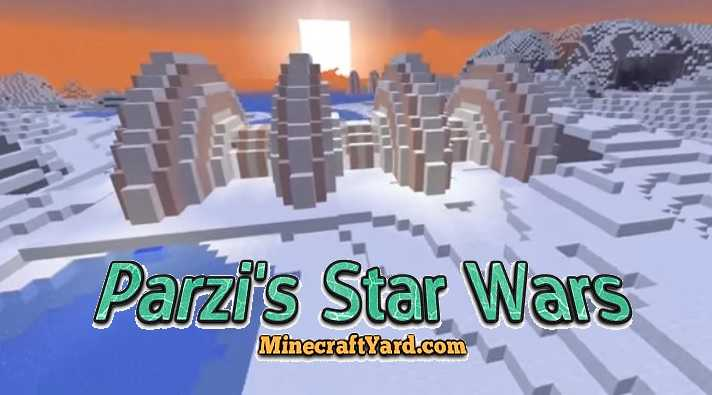 Parzi's Star Wars Mod 1.12.2/1.11.2