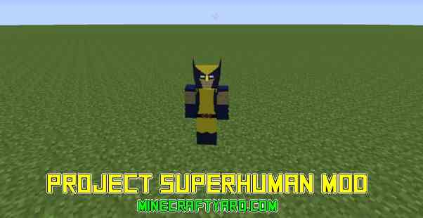 Project Superhuman 1.12.2/1.12.1/1.11.2