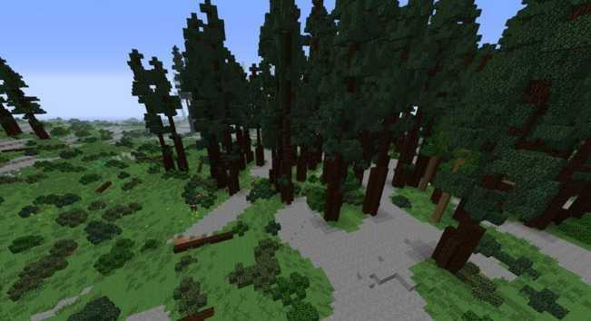Realistic Terrain Generation 3