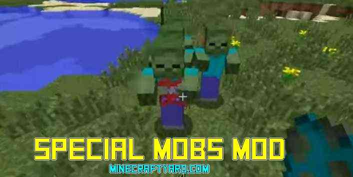 Special Mobs Mod 1.11/1.10.2