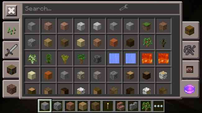 Toolbox Mod for MCPE