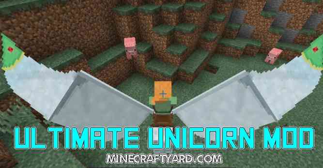 Ultimate Unicorn Mod 1.11.2/1.10.2/1.9.4