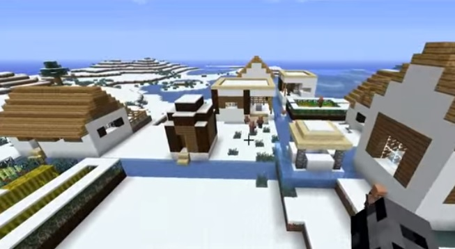 Village Up Mod 5