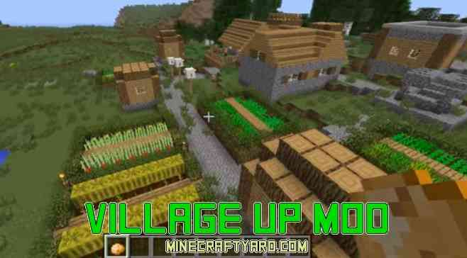 Village up Mod 1.11.2/1.10.2