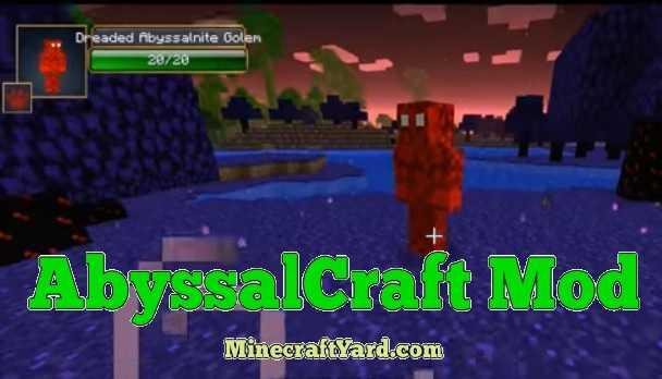 AbyssalCraft Mod 1.11.2/1.11/1.10.2