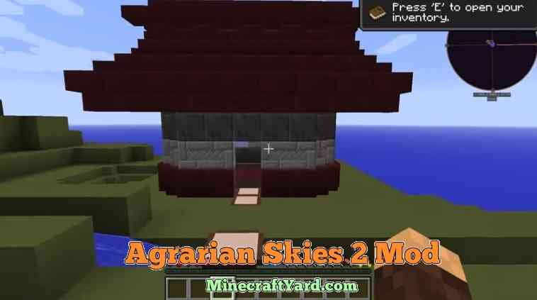 Agrarian Skies Mod 1.12/1.11.2