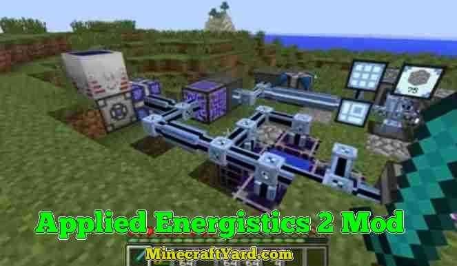 Applied Energistics Mod 1.12.1/1.11.2