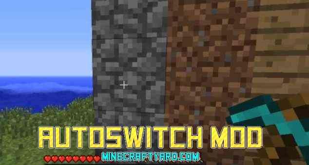 Autoswitch Mod 1.10.2/1.9.4