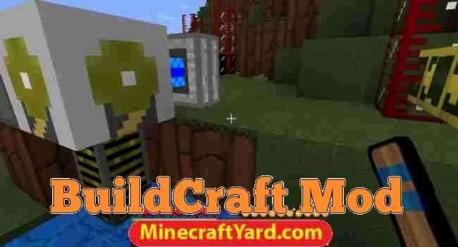 Buildcraft Mod 1.13.1/1.13/1.12.2/1.11.2