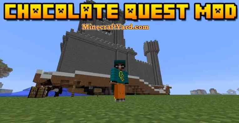 Chocolate Quest Mod 1.11.2/1.10.2/1.9.4