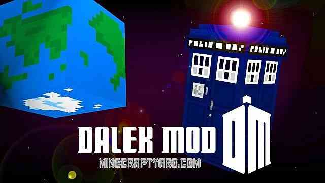 minecraft dalek mod how to fly the tardis