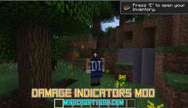 Damage Indicators Mod 1.12.1/1.12/1.11.2