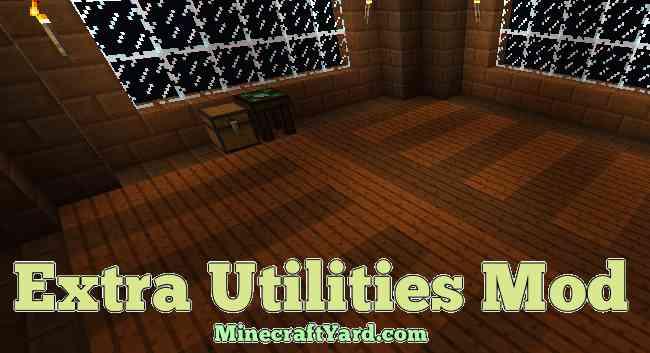 Extra Utilities Mod 1.11/1.10.2/1.9.4
